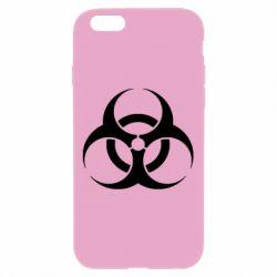 Чехол для iPhone 6 Plus/6S Plus biohazard