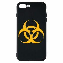 Чехол для iPhone 7 Plus biohazard