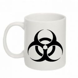 Кружка 320ml biohazard - FatLine