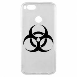 Чехол для Xiaomi Mi A1 biohazard