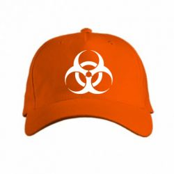 кепка biohazard - FatLine