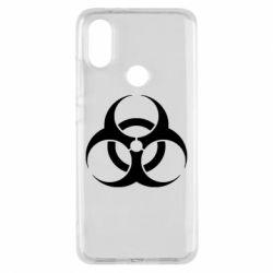 Чехол для Xiaomi Mi A2 biohazard