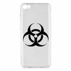 Чехол для Xiaomi Mi5/Mi5 Pro biohazard