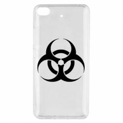 Чехол для Xiaomi Mi 5s biohazard