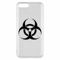 Чехол для Xiaomi Mi6 biohazard