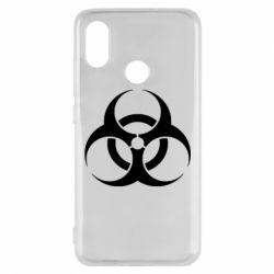 Чехол для Xiaomi Mi8 biohazard