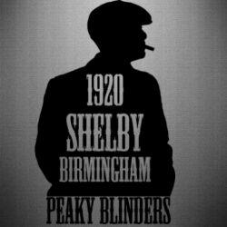 Наклейка Birmingham 1920