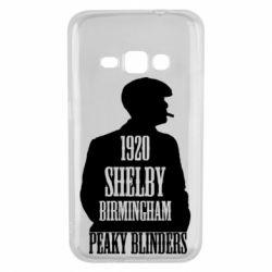 Чохол для Samsung J1 2016 Birmingham 1920