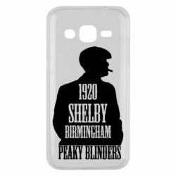 Чохол для Samsung J2 2015 Birmingham 1920