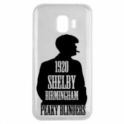 Чохол для Samsung J2 2018 Birmingham 1920
