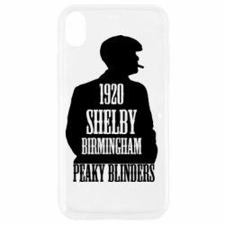 Чохол для iPhone XR Birmingham 1920
