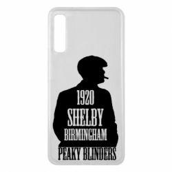 Чохол для Samsung A7 2018 Birmingham 1920