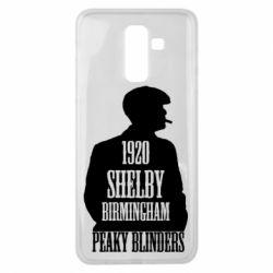Чохол для Samsung J8 2018 Birmingham 1920