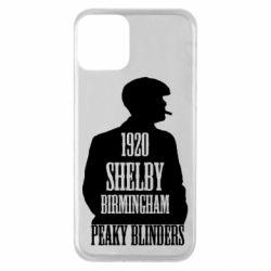 Чохол для iPhone 11 Birmingham 1920
