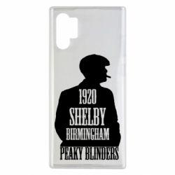Чохол для Samsung Note 10 Plus Birmingham 1920