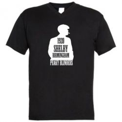 Чоловіча футболка з V-подібним вирізом Birmingham 1920