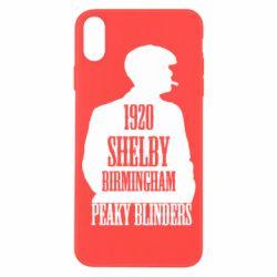 Чохол для iPhone X/Xs Birmingham 1920