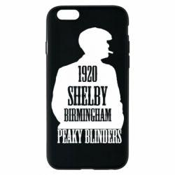 Чохол для iPhone 6/6S Birmingham 1920