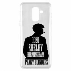 Чохол для Samsung A6+ 2018 Birmingham 1920