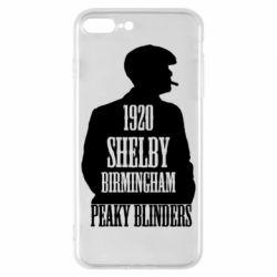 Чохол для iPhone 8 Plus Birmingham 1920