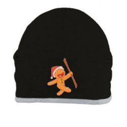Шапка Biscuit in a New Year's cap