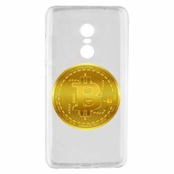 Чохол для Xiaomi Redmi Note 4 Bitcoin coin