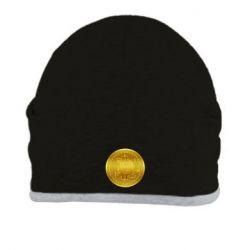 Шапка Bitcoin coin