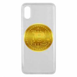 Чохол для Xiaomi Mi8 Pro Bitcoin coin