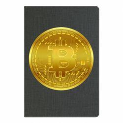 Блокнот А5 Bitcoin coin
