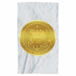 Рушник Bitcoin coin