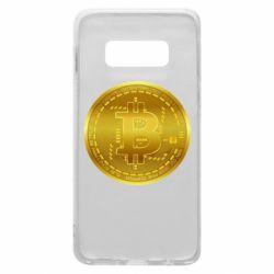 Чохол для Samsung S10e Bitcoin coin