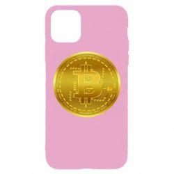 Чохол для iPhone 11 Pro Max Bitcoin coin