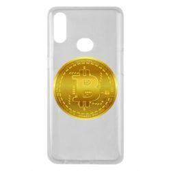 Чохол для Samsung A10s Bitcoin coin