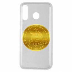 Чохол для Samsung M30 Bitcoin coin