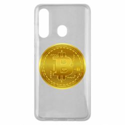 Чохол для Samsung M40 Bitcoin coin