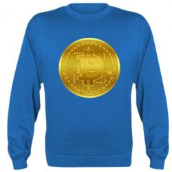 Реглан (світшот) Bitcoin coin