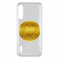 Чохол для Xiaomi Mi A3 Bitcoin coin