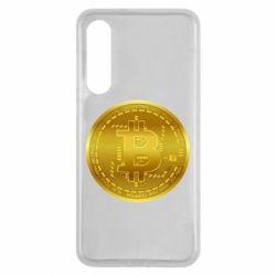 Чохол для Xiaomi Mi9 SE Bitcoin coin