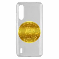 Чохол для Xiaomi Mi9 Lite Bitcoin coin