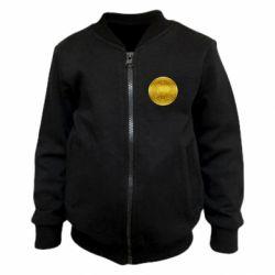 Дитячий бомбер Bitcoin coin