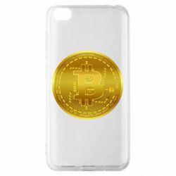 Чохол для Xiaomi Redmi Go Bitcoin coin