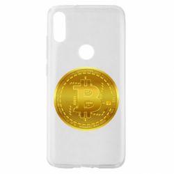 Чохол для Xiaomi Mi Play Bitcoin coin