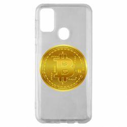 Чохол для Samsung M30s Bitcoin coin