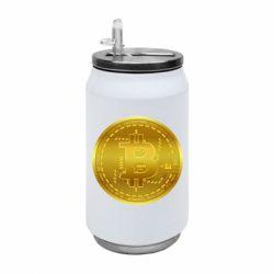 Термобанка 350ml Bitcoin coin
