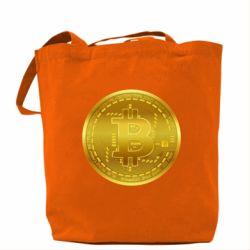 Сумка Bitcoin coin