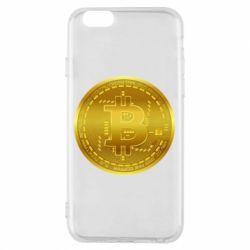 Чохол для iPhone 6/6S Bitcoin coin
