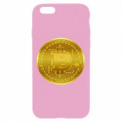 Чохол для iPhone 6 Plus/6S Plus Bitcoin coin