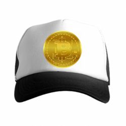 Кепка-тракер Bitcoin coin