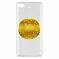 Чохол для Xiaomi Mi 5s Bitcoin coin