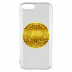 Чохол для Xiaomi Mi6 Bitcoin coin